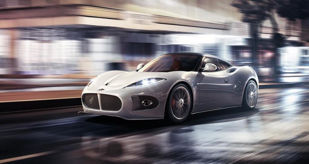 Spyker announces the launch of B6 Venator Spyder