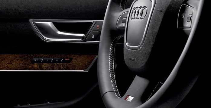 TRW opens steering wheel leather wrapping facility for Audi
