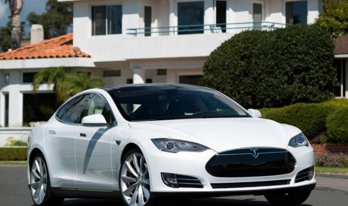 Tesla Model S outsold the S-Class, A8 and 7-Series in the first 3 months