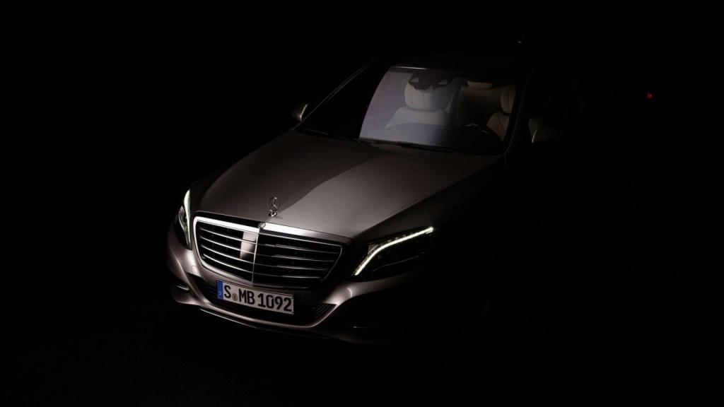 VIDEO: 2014 Mercedes Benz S-CLass first teaser