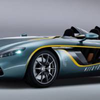 VIDEO: Aston Martin CC100 first official movie