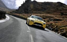 VIDEO: Aston Martin V12 Vantage S first scenic movie