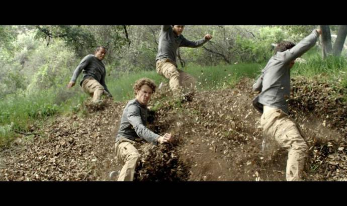 VIDEO: Land Rover Roam Free Commercial evokes nature Parkour
