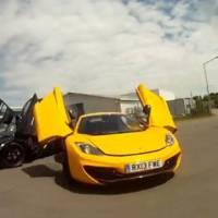 Video: McLaren MP4-12C Spider hits 346 km/h