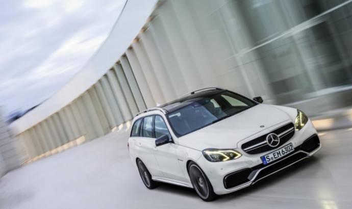 Video: Mercedes-Benz E63 AMG 4MATIC S-Model Wagon presentation