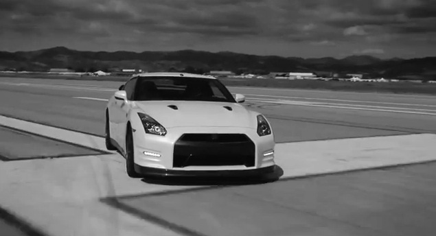 Video: Nissan GT-R Track Pack tested by Motor Trend