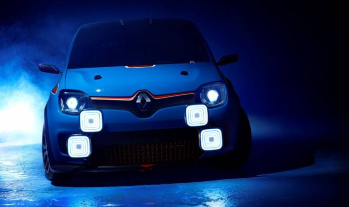 Video: Renault Twingo Twin'Run Concept - The philosophy behind the 320 HP prototype