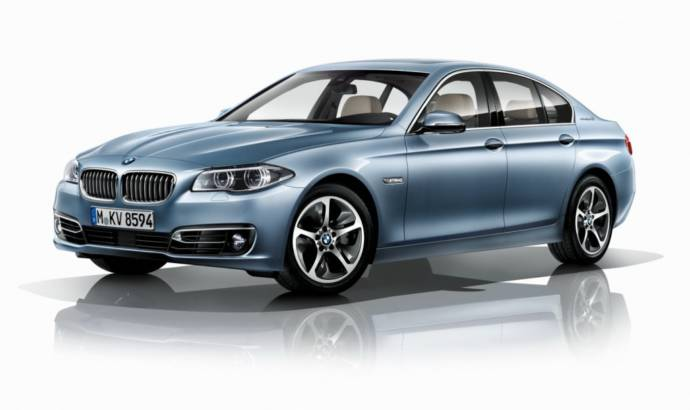 Video: Say Hello to the 2014 BMW 5-Series facelift