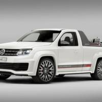 Volkswagen Amarok Power-Pickup, official debut in Worthersee