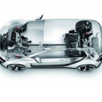 Volkswagen Design Vision GTI debuts in Worthersee