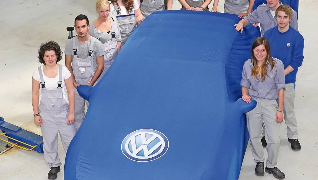 Volkswagen Golf GTI Worthersee - first teaser