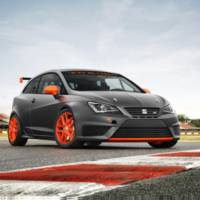 2013 Seat Ibiza SC Trophy will feature 200 HP