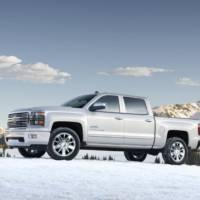 2014 Chevrolet Silverado High Country announced