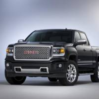 2014 GMC Sierra Denali breaks cover