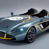 Aston Martin CC100 Speedster - The Centenary Concept