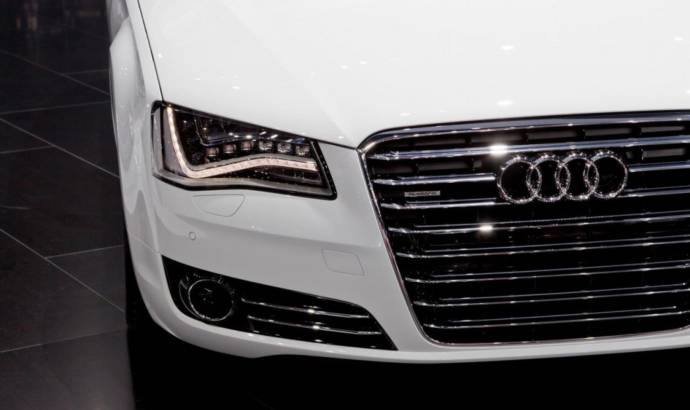 Audi A9 is coming in 2016