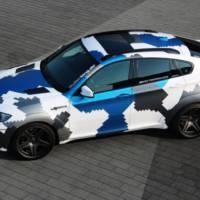BMW X6 M modified by Inside Performance