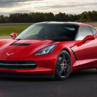 Chevrolet Corvette Stingray, officially rated at 460 hp