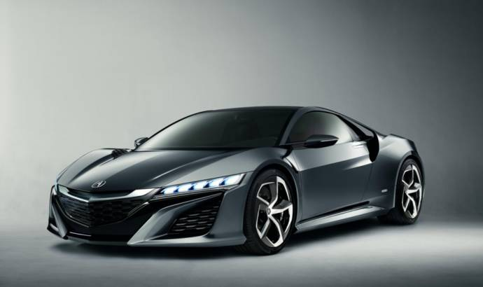 Honda NSX supercar to be produced in new Ohio plant