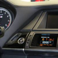 Inside Performance BMW X6M tuning package