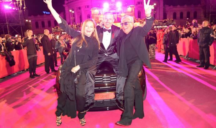Mini by Roberto Cavalli sells for 150.000 euros at 2013 Life Ball Vienna