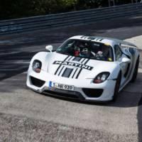 New details about Porsche 918 Spyder