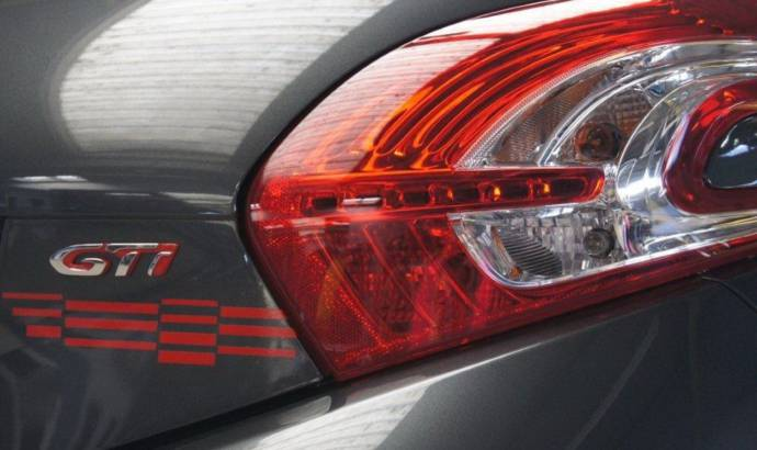 Peugeot 208 GTi Le Mans Special Edition offered by a local dealer