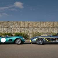 VIDEO: Aston Martin CC100 Speedster revs its engine