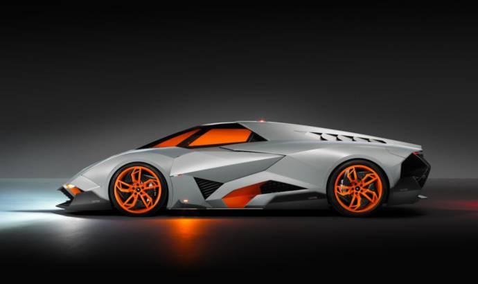 VIDEO: Lamborghini Egoista caught on tape