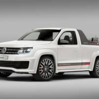 Volkswagen Amarok R-Style Concept - first batch of photos emerge