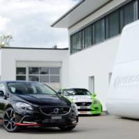 Volvo V40 Pirelli - special edition by Heico Sportiv
