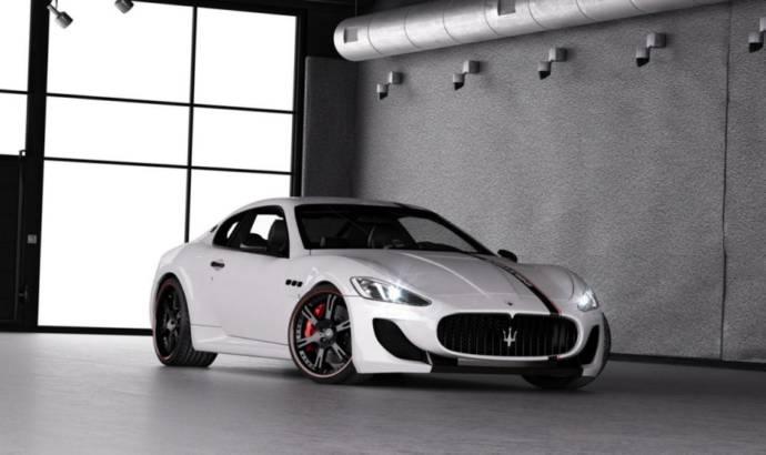 Wheelsandmore Maserati MC Stradale Demonoxious tuning kit has 666 HP