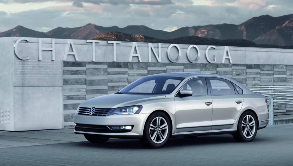 Volkswagen Passat Clean TDI attempts world record for lowest fuel economy