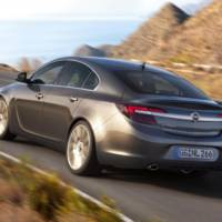2013 Opel/Vauxhall Insignia facelift - Official pictures and infos