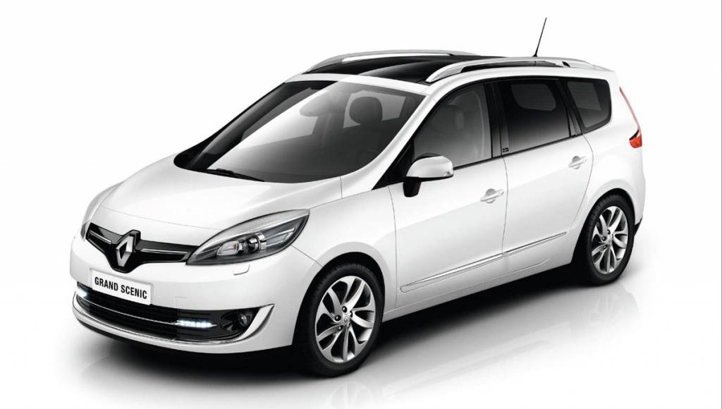2013 Renault Scenic facelift starts at 19.155 GBP in UK