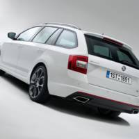 2013 Skoda Octavia RS - official images and details