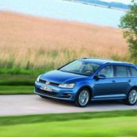 2013 Volkswagen Golf 7 Variant - New details and photos