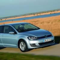 2013 Volkswagen Golf TDI Bluemotion offers 3.2 liters/100 km