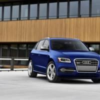 2014 Audi SQ5 TDI, priced at 51.900 USD