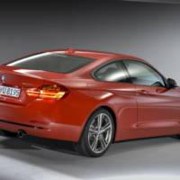 2014 BMW 4 Series Coupe - official photos and details