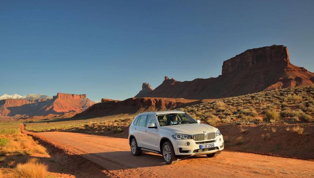 2014 BMW X5 priced at 53.725 USD in the United States