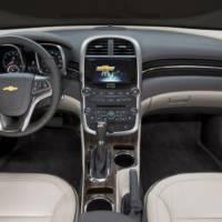 2014 Chevrolet Malibu facelift unveiled