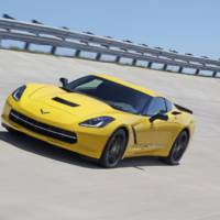 2014 Corvette Stingray Z51 can go from 0 to 60 mph in just 3.8 seconds