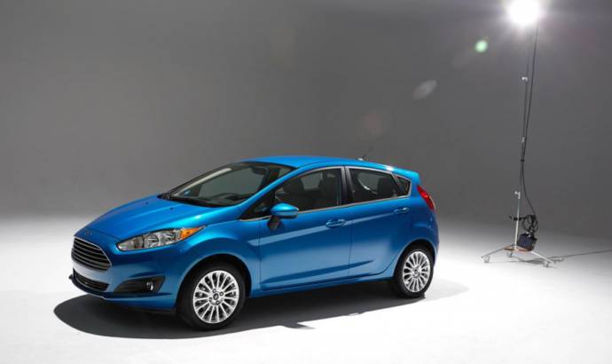2014 Ford Fiesta gets an estimated 41 mpg on highway cycle