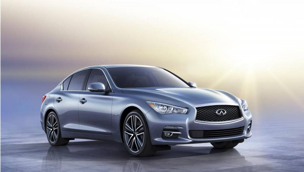 2014 Infiniti Q50 starts from 36.700 USD on the American market