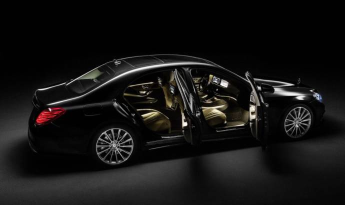 2014 Mercedes S Class features presented in new video