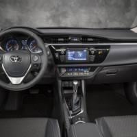 2014 Toyota Corolla sedan is ready for US