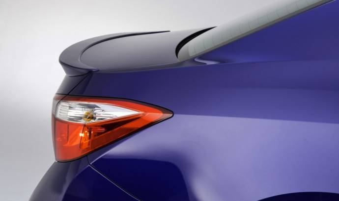 2014 Toyota Corolla sedan is ready for US