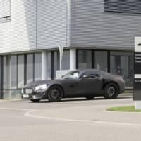 2015 Mercedes-Benz SLC - First official spy photos
