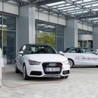 Audi A1 e-tron gets improved